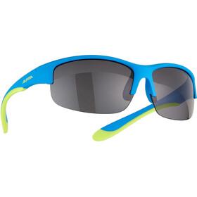 Alpina Flexxy HR Brille Unge, blå/grøn